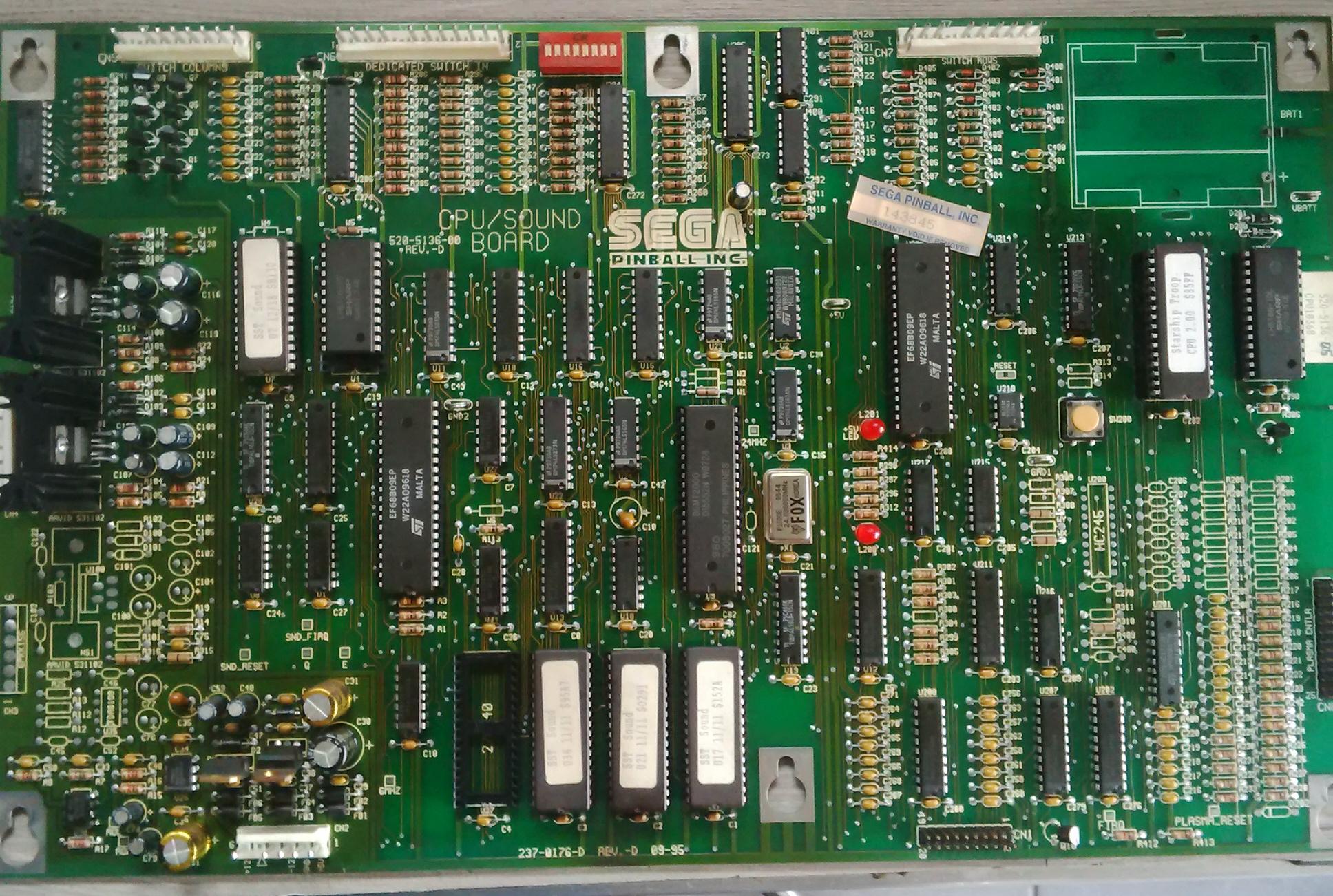 Hardware Lse Blog Circuit Board Cpu Sound